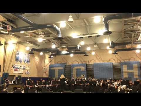Elsinore Middle School Roar Band