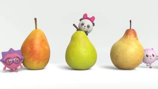 Малышарики - Ромашка. Число 4 (60 эпизод). Развивающие мультики. Учим цифры. Учимся считать