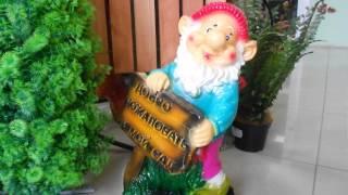 Садовые фигуры купить декор для садового участка декоративные интерьера ландшафта сада дачи дома(, 2015-05-15T14:19:41.000Z)