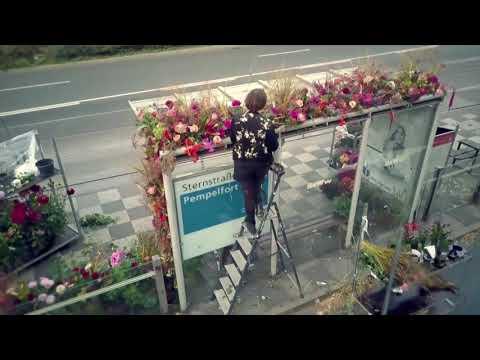 Florales Stillleben - Das Blumenmeer auf der Kaiserstraße