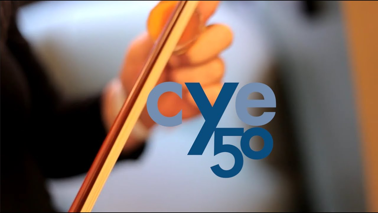 Artwork representing Celebrating 50 years of the Civic Youth Ensembles music training program