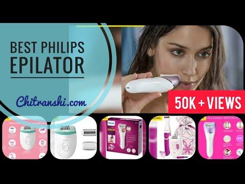 Best Philips Epilator in India to buy online