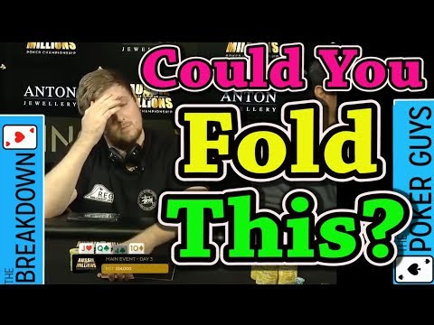 The Breakdown: Can Anyone make This Impossible Fold?