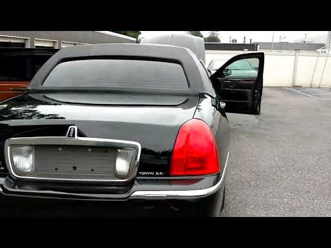 2011 Lincoln Town Car 6 Pack Limo By Picasso