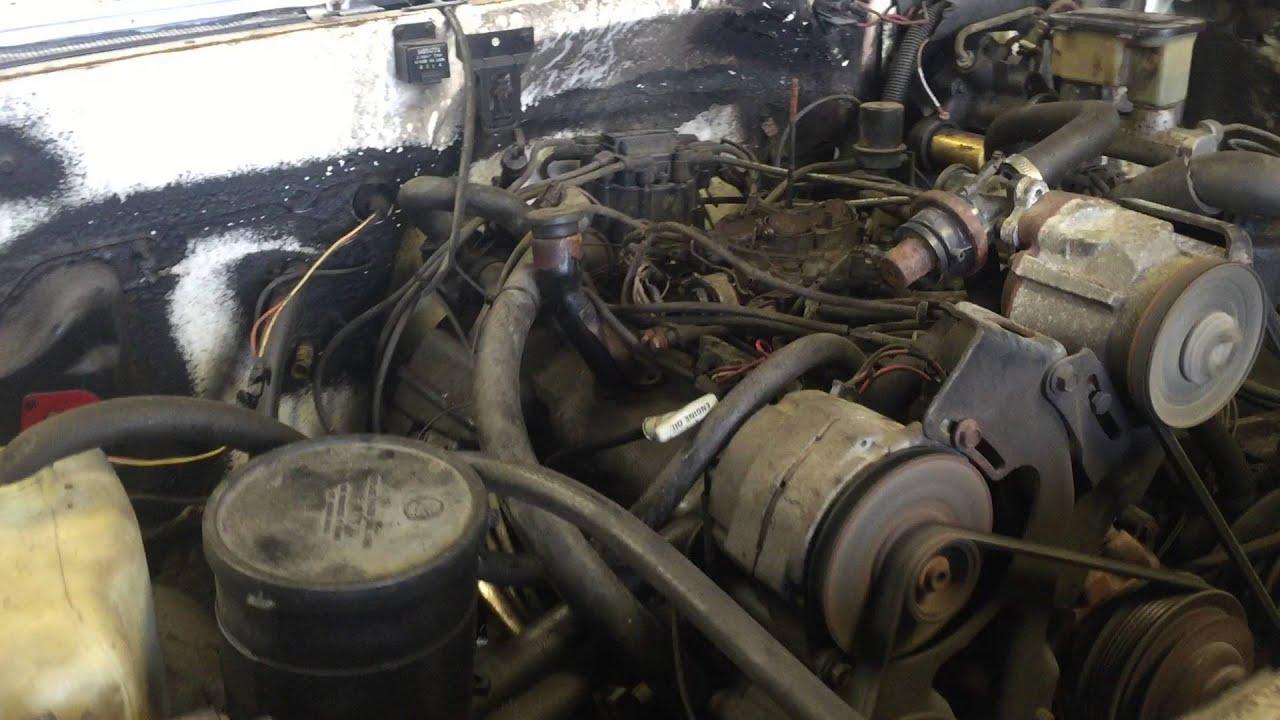 Stock # 161064 1985 GMC K3500 7 4L Chevy Big Block Carb 454 99K Miles