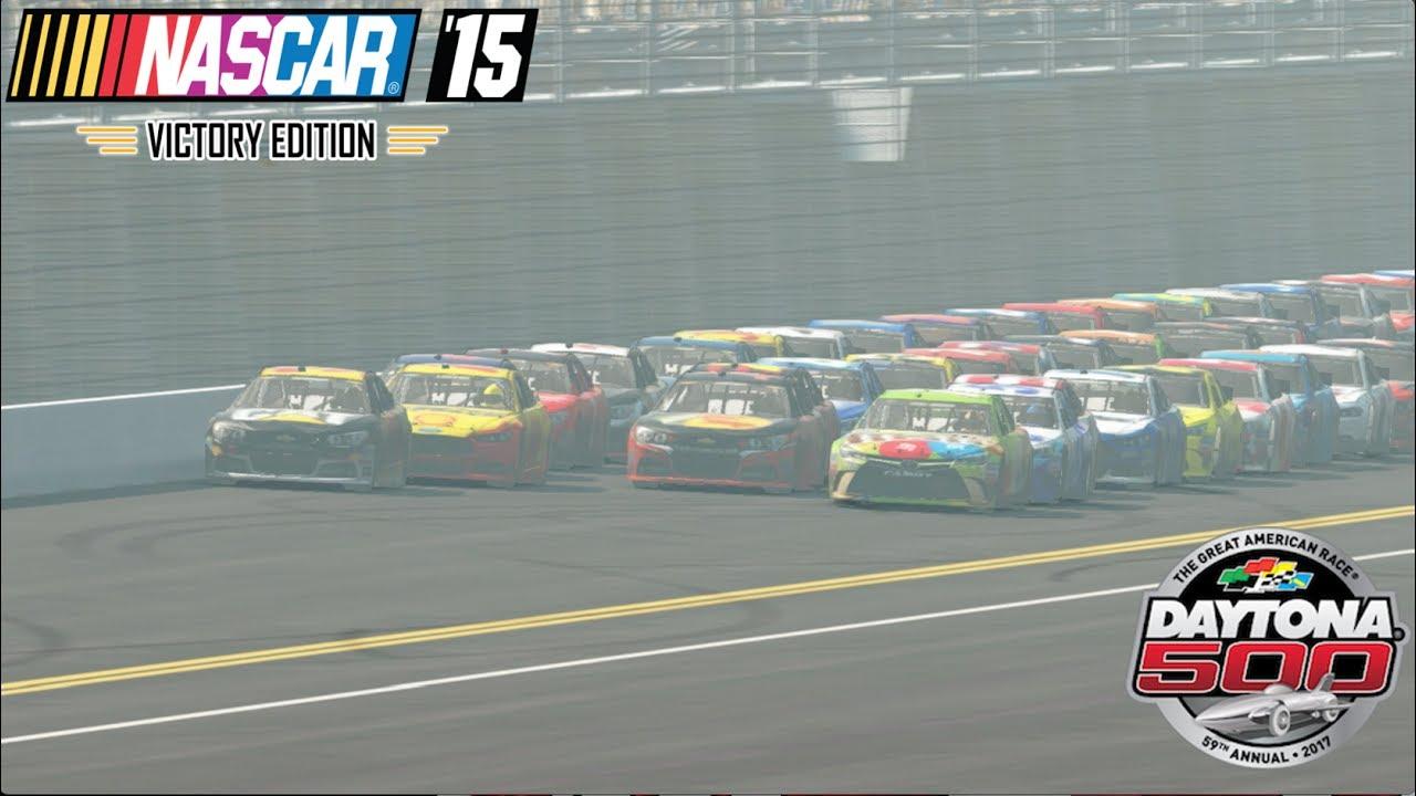webcam race Daytona