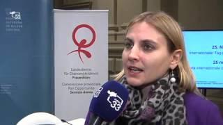 Iniziative per la Giornata Internazionale contro la violenza sulle donne