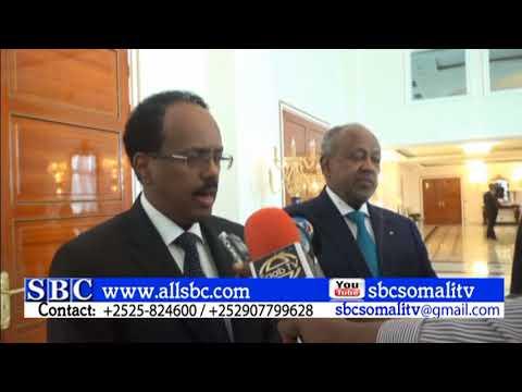 MADAXWAYNAHA SOOMALIYA LA KULMAY MADAXWAYNAHA DJIBOUTI