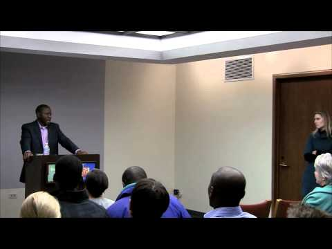 David Bamlango - Kafka in the Congo: Demands for Rule of Law and an Independent Judiciary 5/6