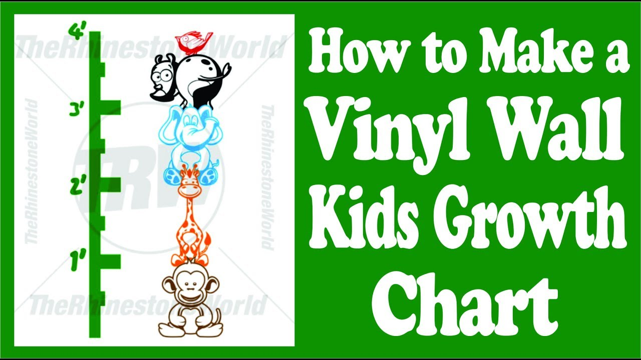 Creating a custom kids animal growth chart using fdc wall vinyl creating a custom kids animal growth chart using fdc wall vinyl and a vinyl cutter geenschuldenfo Choice Image