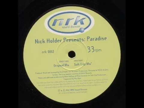Nick Holder Presents Sacha Williamson* Sacha - Journey (Remixes)
