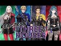 Female Byleth Joins Her Students! Fire Emblem Heroes Three Houses Reaction [FEH]