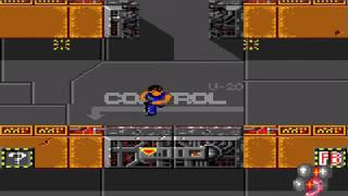 Alien Syndrome Game Sample - Game Gear