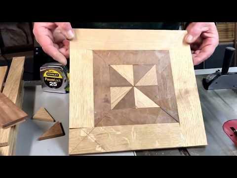 Custom Mill Work Recreates Floor Design