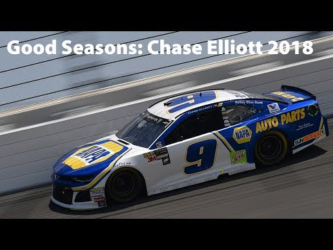 Good Seasons: Chase Elliott 2018