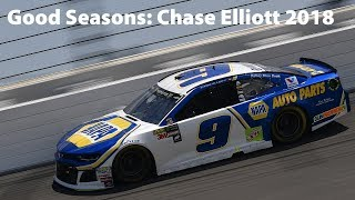 Good Seasons: Chase Elliott 2018