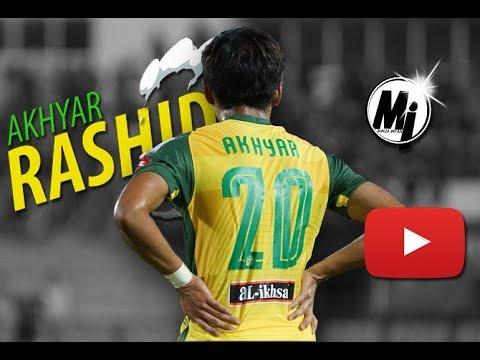 Akhyar Rashid - Amazing skill show - 17/18 - The beginning