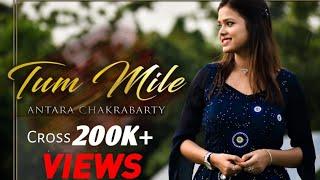 Tum Mile Dil Khile - Unplugged Cover | Antara Chakrabarty | Criminal | Kumar Sanu | Alka Yagnik