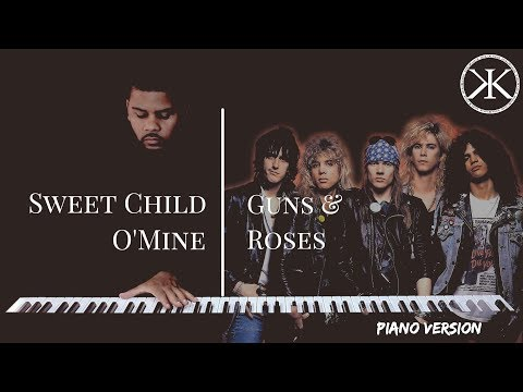 Sweet Child O'Mine – Guns & Roses – Soft Piano – Karim Kamar