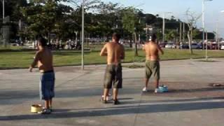 Pipas Rio - Duelo Rio de Janeiro x São ...