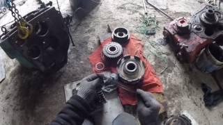 Oltinchi kun disassembly va Montaj qutilari T150