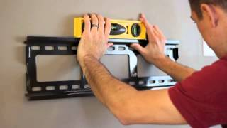 How To: Mount your TV on the wall
