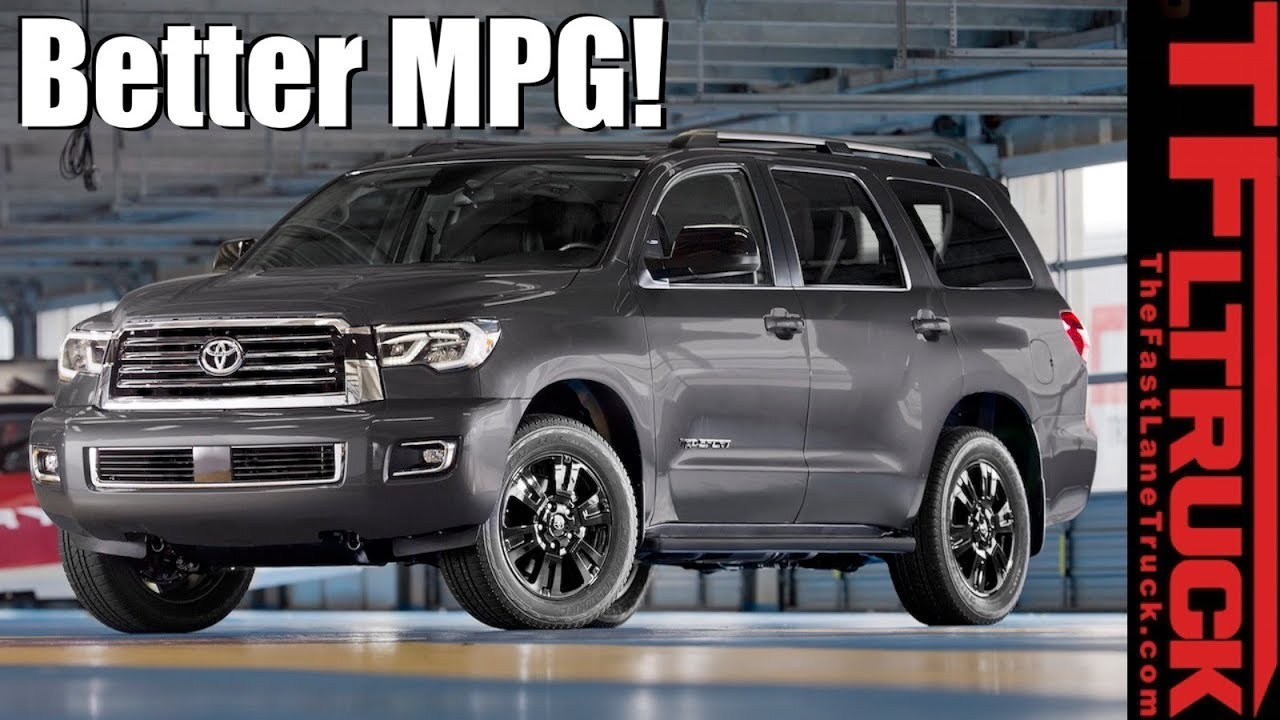 Canucks U0026 Trucks: Is There A Way To Improve Toyota Sequoia MPG? City Commute