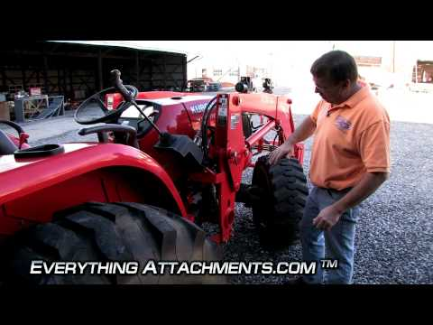 How To Series - 3rd Function Auxiliary Hydraulics for Tractor Loaders