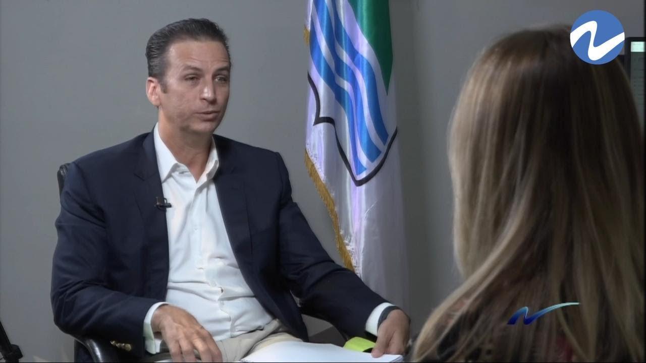 Nuria - Controversial entrevista llena de contradicciones con el Síndico de Puerto Plata Walter Mus