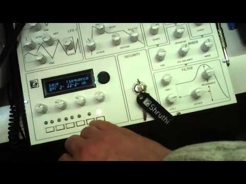 Mutable Instruments Shruthi 4 PM XT