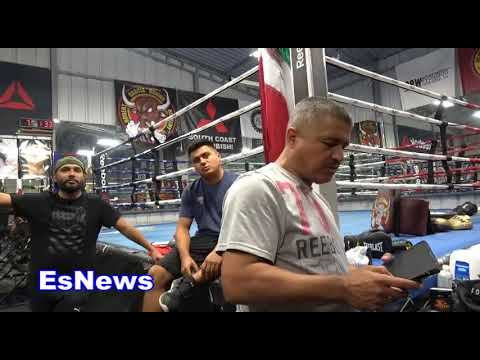 Robert Garcia What Is Next For Mikey Garcia EsNews Boxing
