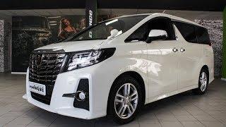 Pimp my Ride - Toyota Alphard at Alphard Customs