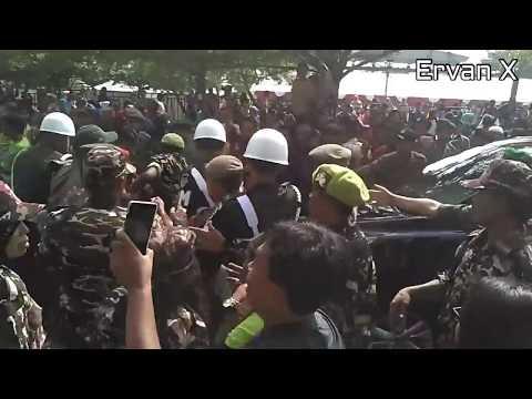 VIRAL! Bapak Jokowi Ngasih Motor Ke Wargai Kota Banjar