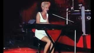 ROXETTE It must have been love ( christmas for the broken hearted) Live in Skara 1988