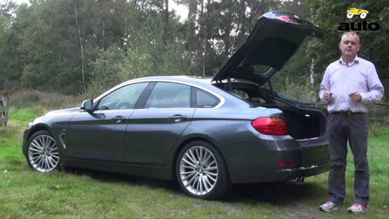 Bmw 428i Gran Coupe >> BMW 428i Gran Coupe review 2014 - YouTube