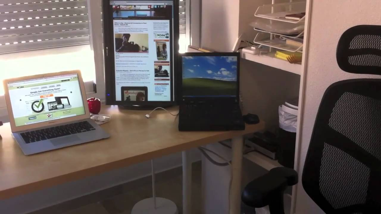 Clutter Free Home Office Optimized For Gtd Productive Show 30 You