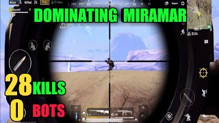 Let's Take Over Pecado   Miramar Solo Vs Squad   PUBG Mobile