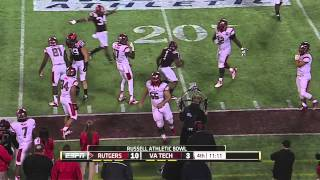 2012 Virginia Tech Football Top 10 Plays