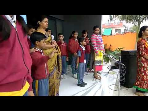 Pledge As  India Is My  Country By Anike For