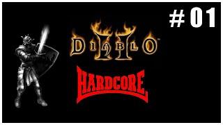 Diablo II - HC Paladyn #01