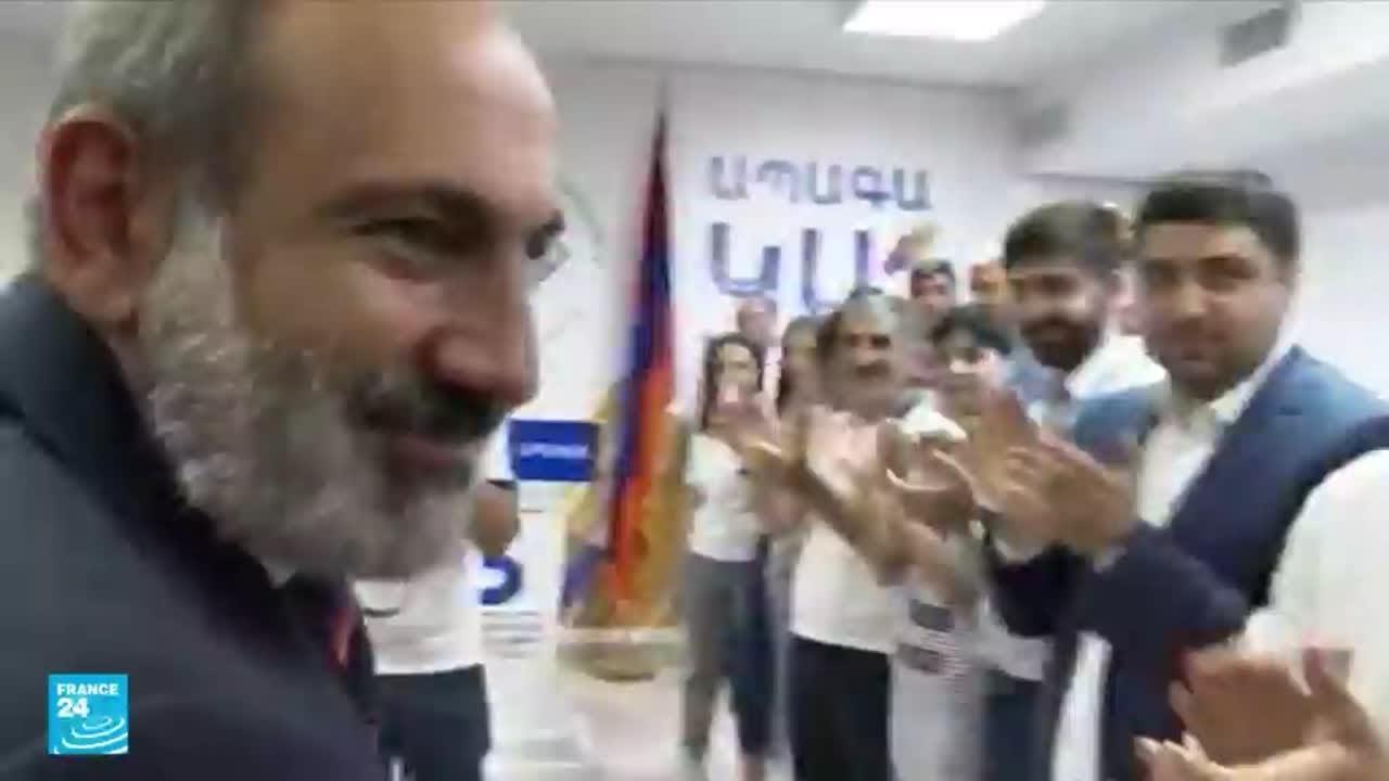 أرمينيا: حزب رئيس الوزراء نيكول باشينيان يفوز بالأغلبية في الانتخابات التشريعية المبكرة  - نشر قبل 2 ساعة