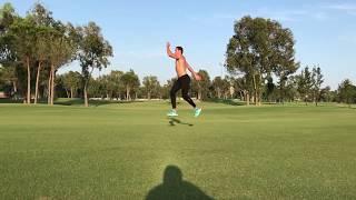 видео Специальные беговые упражнения на выносливость и скорость бега