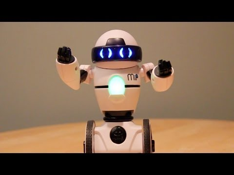 MiP Self Balancing Robot Friend by WowWee. Hands-On Review from YouTube · Duration:  9 minutes 59 seconds