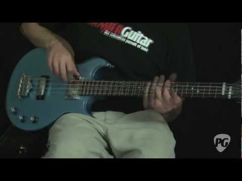 Video Review - Gibson Les Paul Junior DC Bass