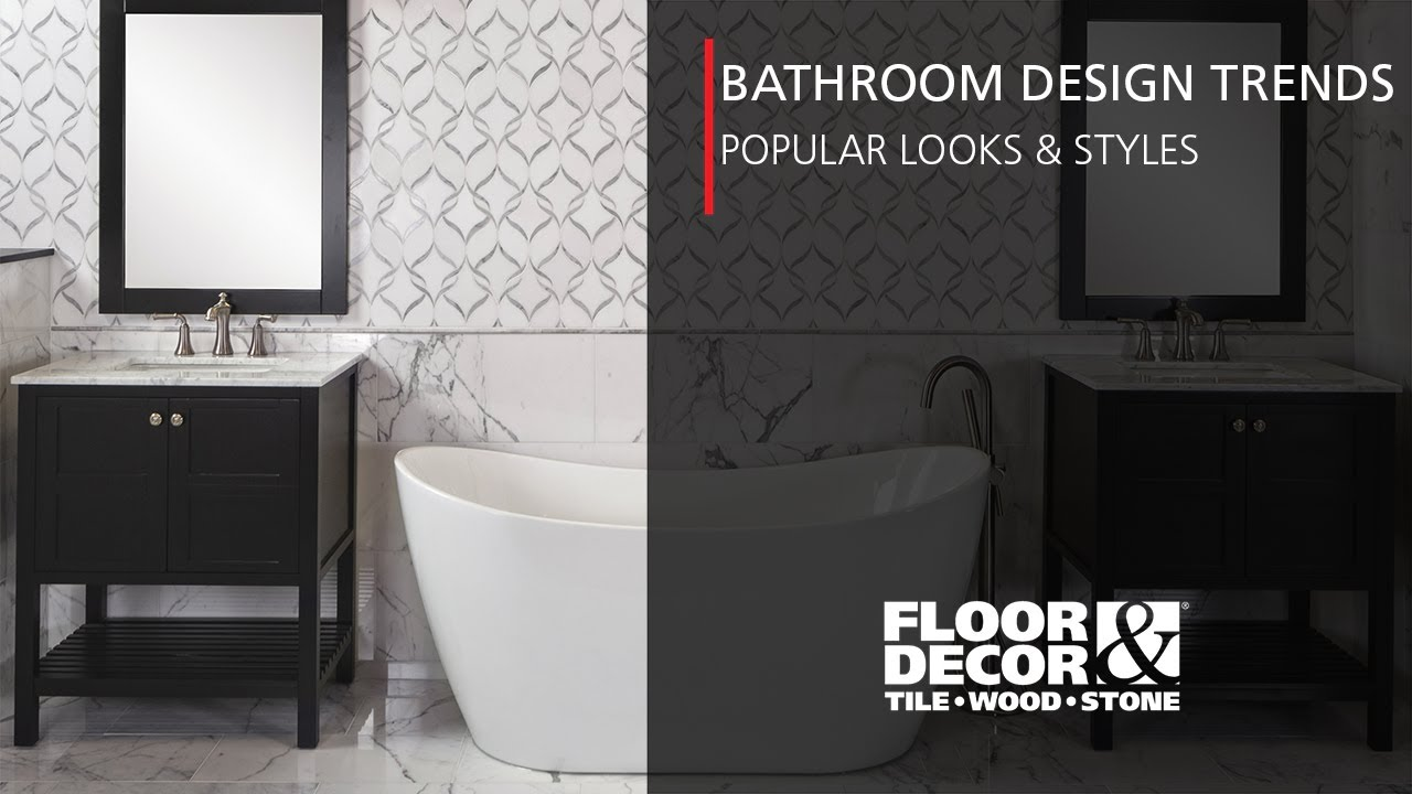 Bathroom Design Trends Youtube