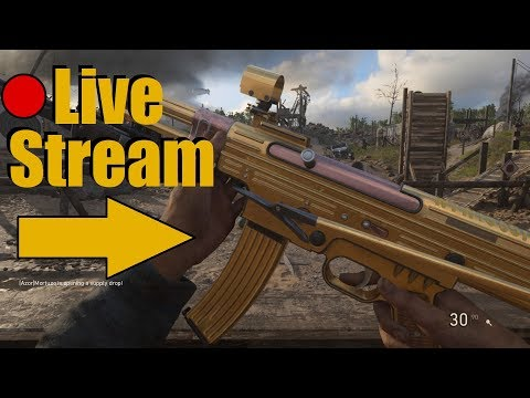 COD WW2 Playing Live with Viewers and Subscribers