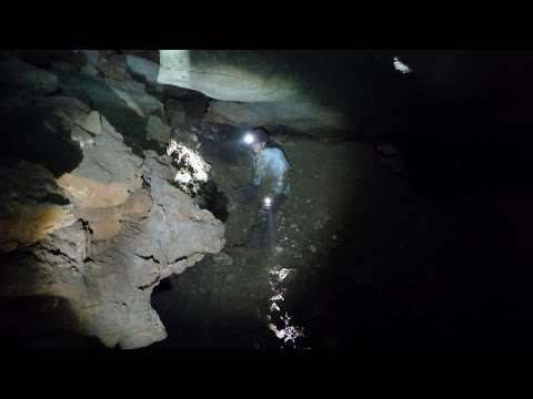 The Cave - Ozarks Underworld Exploring - This May Scare the Hell Out Of You