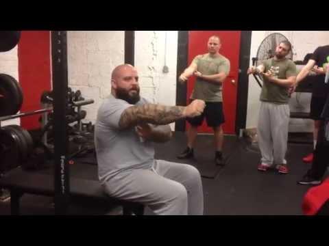Brandon Lilly and Chad Wesley Smith teach Bench Press - Juggernaut Training