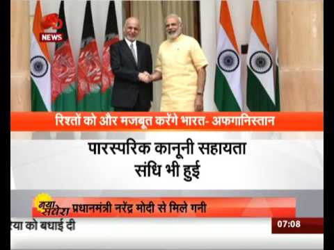 India offers USD 1 billion aid to Afghanistan to fight terrorism