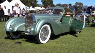 1935 Bugatti Aerolithe Coupe - Jay Leno's Garage
